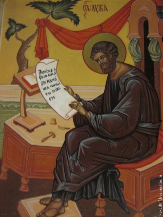 Святой евангелист Лука.