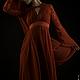 Платья ручной работы. Платье RosenRed. Платья от Nika Everdream. Ярмарка Мастеров. Платье на свадьбу, длинное платье, платье с кружевом