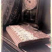 """Канцелярские товары ручной работы. Ярмарка Мастеров - ручная работа Личный дневник ручной работы """"Ноктюрн"""". Уехал к хозяйке. Handmade."""