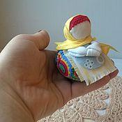 Куклы и игрушки ручной работы. Ярмарка Мастеров - ручная работа Благополучница Хозяюшка обережная куколка. Handmade.