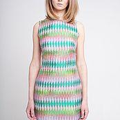 Одежда ручной работы. Ярмарка Мастеров - ручная работа Платье-футляр с открытой спиной. Handmade.