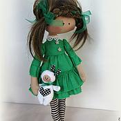 Куклы и игрушки ручной работы. Ярмарка Мастеров - ручная работа Green Girl. Handmade.