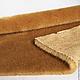 Куклы и игрушки ручной работы. Ярмарка Мастеров - ручная работа. Купить Мохер плюш прямой песочный с рыжим 13 мм (Германия, Schulte). Handmade.