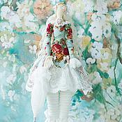 """Куклы и игрушки ручной работы. Ярмарка Мастеров - ручная работа Тильда """"Александра"""". Handmade."""