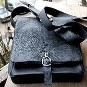Сумки и аксессуары handmade. Livemaster - original item Men`s bag the