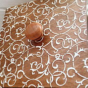 Для дома и интерьера handmade. Livemaster - original item Box Lace. Handmade.