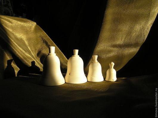 простые колокольчики 4см (юбочка 3х3см) -   25руб  5,5см(4х4см) - 35руб,   6,5см (5х5см) -  50руб   8,5см (6х6см) -  60 руб