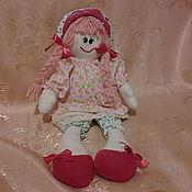 Куклы и игрушки ручной работы. Ярмарка Мастеров - ручная работа кукла  Ягодка. Handmade.