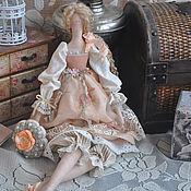 """Куклы и игрушки ручной работы. Ярмарка Мастеров - ручная работа Кукла в стиле Тильда """"Романтика"""". Handmade."""