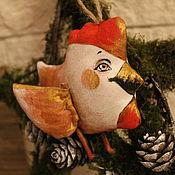 Куклы и игрушки ручной работы. Ярмарка Мастеров - ручная работа Символ года. Handmade.