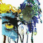 """Украшения ручной работы. Ярмарка Мастеров - ручная работа Колье """"Мир Пандоры"""" - победитель конкурса """"Аватар"""". Handmade."""