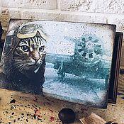 Подарки к праздникам handmade. Livemaster - original item