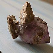 Фен-шуй и эзотерика handmade. Livemaster - original item Amethyst crystal in the rock. Handmade.