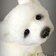 Мишки Тедди ручной работы. Ярмарка Мастеров - ручная работа. Купить Умка... полярный медвежонок. Handmade. Белый, мех искусственный