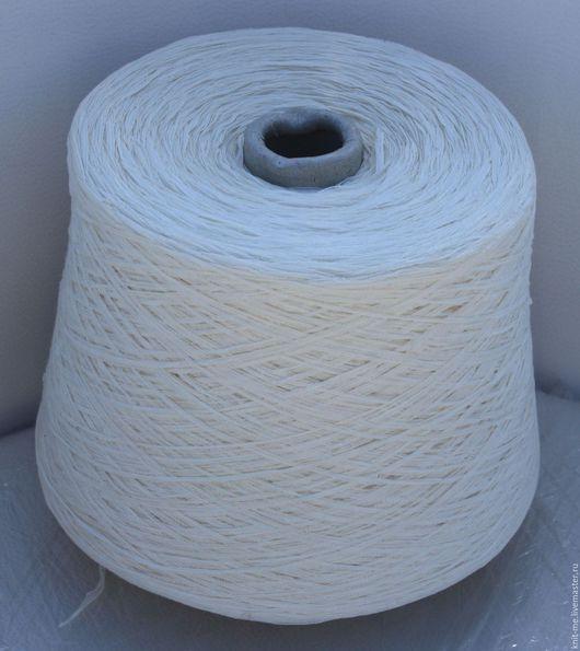 Вязание ручной работы. Ярмарка Мастеров - ручная работа. Купить NASTRINO (Fashion Mill). Handmade. Белый, пряжа для вязания спицами