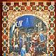 """Текстиль, ковры ручной работы. Ярмарка Мастеров - ручная работа. Купить Панно """"Рождество Христово"""". Handmade. Пэчворк, панно на стену"""
