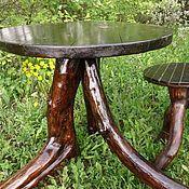 Для дома и интерьера ручной работы. Ярмарка Мастеров - ручная работа дачная мебель. Handmade.