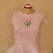 """Одежда ручной работы. Ярмарка Мастеров - ручная работа Блузка """" Прованс"""". Handmade."""