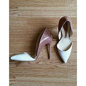 Обувь ручной работы handmade. Livemaster - original item Pumps Bliss. Handmade.