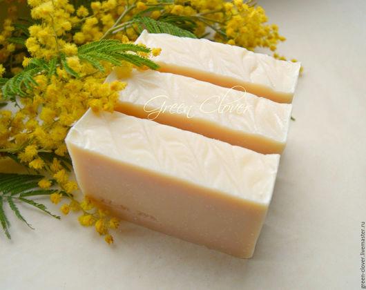 Мыло ручной работы. Ярмарка Мастеров - ручная работа. Купить Кукурузное мыло. Handmade. Бежевый, натуральное мыло, кокосовое масло