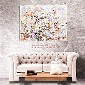 Картины и панно handmade. Livemaster - original item AUCTION oil Painting