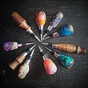 Утварь ручной работы. Ярмарка Мастеров - ручная работа Космические пробки для бутылок ручной работы. Handmade.