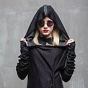 Одежда handmade. Livemaster - original item GGA_028 hooded Vest