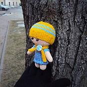 Куклы и игрушки ручной работы. Ярмарка Мастеров - ручная работа Пупсик. Handmade.