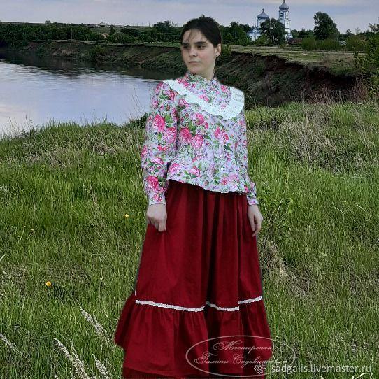Cossack women's costume ' Sofia', Costumes3, Borskoye,  Фото №1