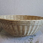 Посуда handmade. Livemaster - original item The dish is big fruit decor. Handmade.