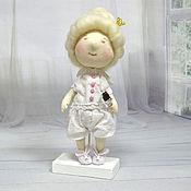 Куклы и игрушки ручной работы. Ярмарка Мастеров - ручная работа Текстильная кукла Принцесса. Handmade.