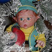 Куклы и игрушки ручной работы. Ярмарка Мастеров - ручная работа Кукла реборн гномик Офель. Handmade.