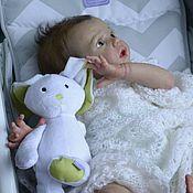 Куклы и игрушки ручной работы. Ярмарка Мастеров - ручная работа Кукла реборн Элла скульптор Карола Вегериш. Handmade.