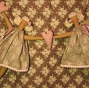 Куклы и игрушки ручной работы. Ярмарка Мастеров - ручная работа Подвеска Осень - время мечтать .... Handmade.