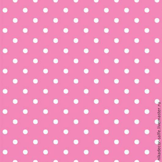 Декупаж и роспись ручной работы. Ярмарка Мастеров - ручная работа. Купить Горох розовый (SDL066003 ) 33х33 салфетка для декупажа. Handmade.