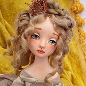 """Куклы и игрушки ручной работы. Ярмарка Мастеров - ручная работа кукла""""Принцесса"""". Handmade."""