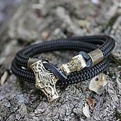 Украшения handmade. Livemaster - original item Men`s Bracelet Hammer Of Thor. Handmade.