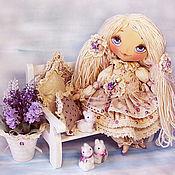 Куклы и игрушки ручной работы. Ярмарка Мастеров - ручная работа Лорейн, Ангел Заветных Желаний. Handmade.