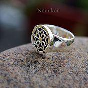 Украшения handmade. Livemaster - original item Ring Molvinets. Handmade.