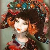 Куклы и игрушки ручной работы. Ярмарка Мастеров - ручная работа Коломбина Коллет. Handmade.