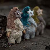 Куклы и игрушки ручной работы. Ярмарка Мастеров - ручная работа духи рождества. Handmade.