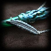 Украшения handmade. Livemaster - original item Pendant wingardinm leviosa. Handmade.