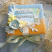 Подарки для новорожденных, ручной работы. Ярмарка Мастеров - ручная работа Мамины сокровища. Handmade.