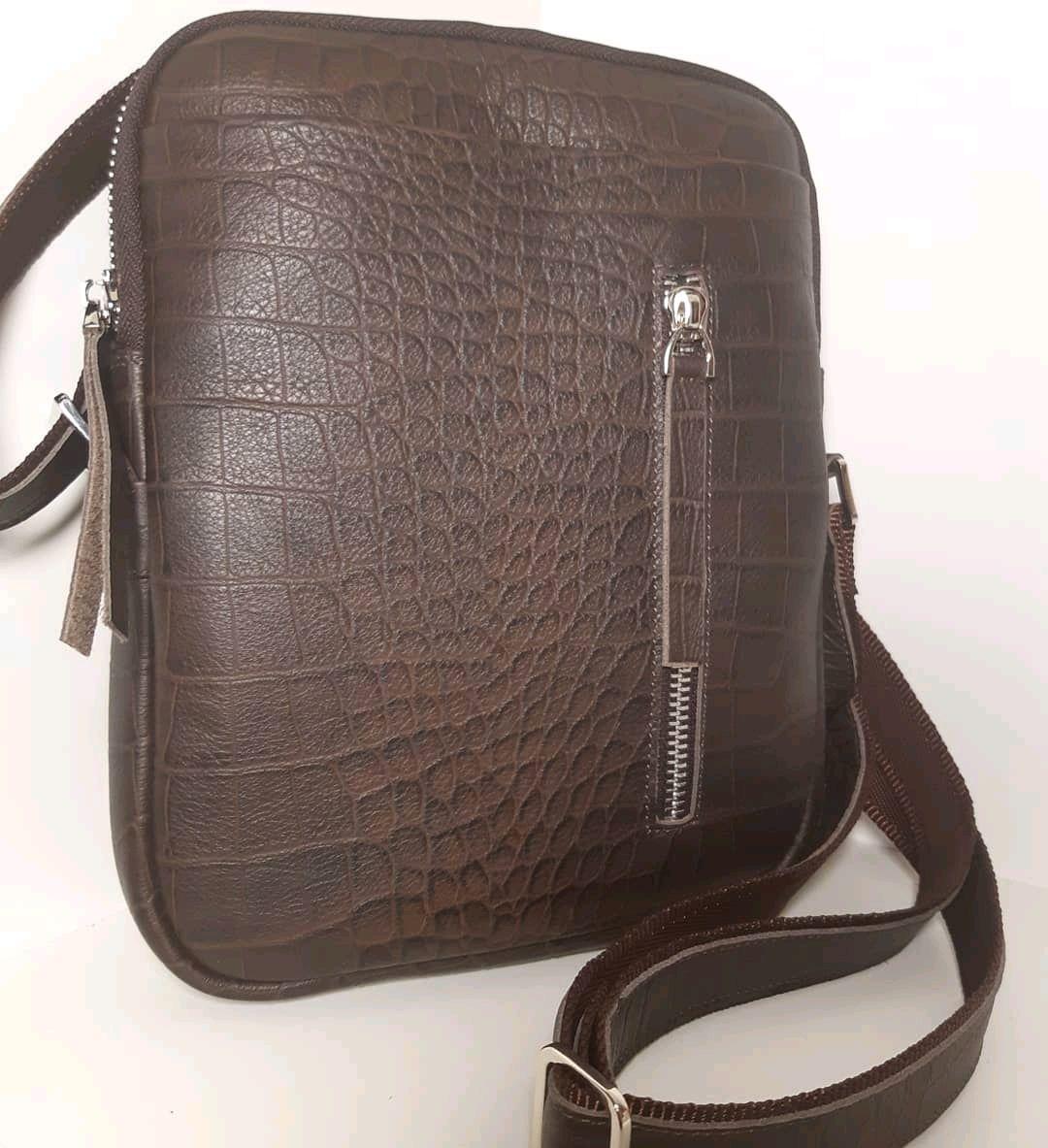 Men's bag genuine leather, Men\'s bag, Moscow,  Фото №1