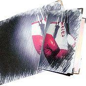 Канцелярские товары handmade. Livemaster - original item Passport cover, cover for documents