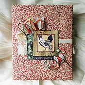 Канцелярские товары handmade. Livemaster - original item cook book