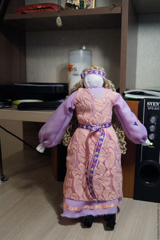 Обереги, талисманы, амулеты ручной работы. Ярмарка Мастеров - ручная работа. Купить Кукла-оберег персональная. Handmade. Кукла-оберег