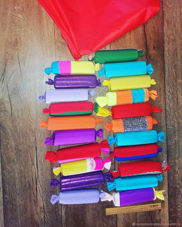 Конфеты реквизит, Мягкие игрушки, Подольск,  Фото №1
