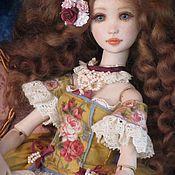 """Куклы и игрушки ручной работы. Ярмарка Мастеров - ручная работа Элейн """"Волшебный сад, полушарнирная"""". Handmade."""