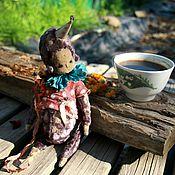 Куклы и игрушки ручной работы. Ярмарка Мастеров - ручная работа Бантик. Handmade.
